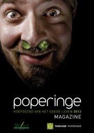 magazine - Toerisme Poperinge