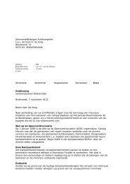 Bijlage 2 - Antwoordbrief college - Raad-achtkarspelen.nl