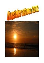 Vrijdag 19 oktober 2012, zoet ,Noordvliet - HPSV-Vissen