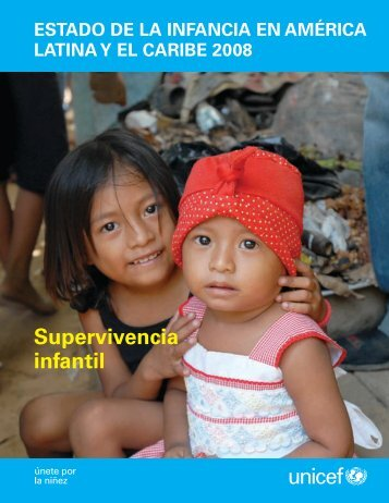 Estado de la Infancia en América Latina y el Caribe 2008 - Unicef