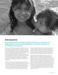 Estado de la Infancia en América Latina y el Caribe 2008 - Unicef - Page 5