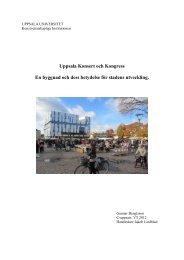 Sidorna 1-32 (pdf) - Uppsala Konsert & Kongress