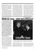 Vems man är Bill Clinton? Fidel Castros långa armar ... - Algonet.se - Page 3