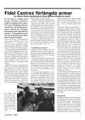 Vems man är Bill Clinton? Fidel Castros långa armar ... - Algonet.se - Page 7