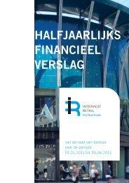 halfjaarlijks financieel verslag 7 NL.indd - Intervest Offices