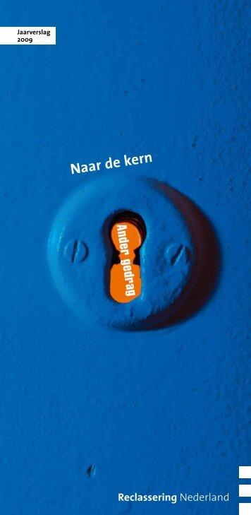 Jaarverslag - Reclassering Nederland