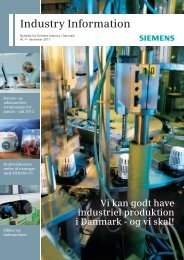 Industry Information - Siemens