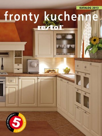 Katalog Fronty 2013 - 28 str - Restol