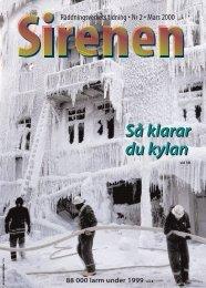Sirenen nr 2 2000 - Tjugofyra7