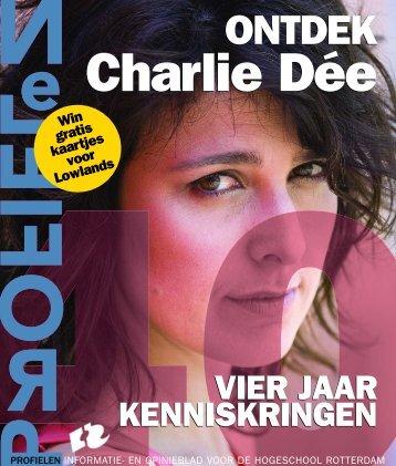 Profielen 40 - Profielen - Hogeschool Rotterdam
