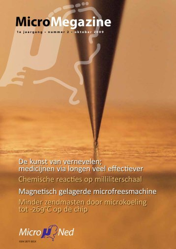 Micro Megazine - MicroNed