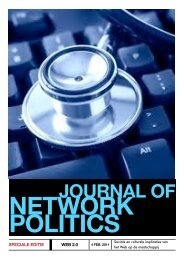 JOURNAL OF - NetworkTheory.nl