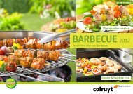 BarBecue 2012 - Collect & Go