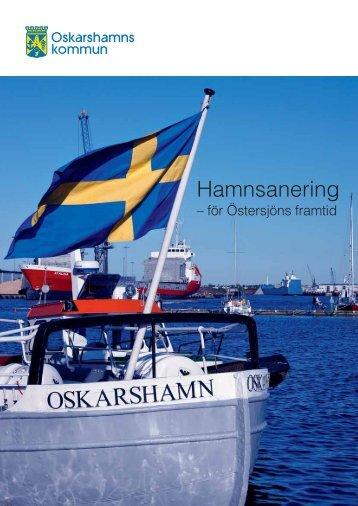 Hamnsanering - Oskarshamns Hamn