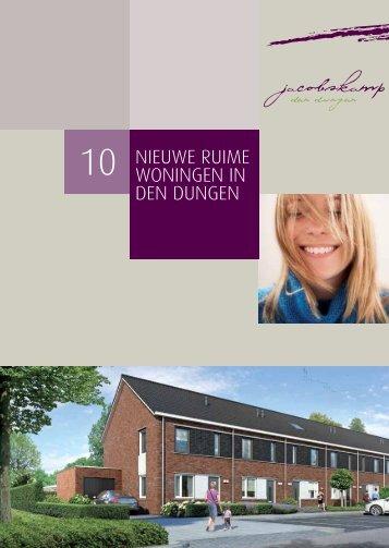 Download Brochure rijwoningen en hoekwoningen fase 2 Heijmans