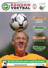seizoen 2007/2008 nummer 1 - Rondom Voetbal