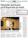 Gud ss ord sende ss live fraa kirken - Skærbæk Kirke - Page 2