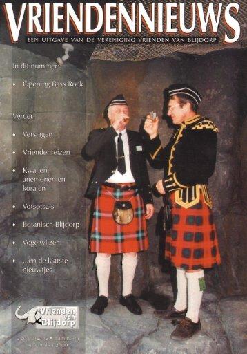 2000-22-03 - Vrienden van Blijdorp