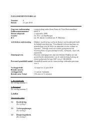 verslag 12 maart 2010 tot 22 juni 2010 (pdf; 53 KB) - Machiels ...
