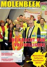 DE KRACHT VAN VRIJWILLIGERS - Molenbeek