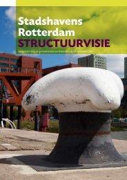 [PDF] Stadshavens Rotterdam STRUCTUURVISIE