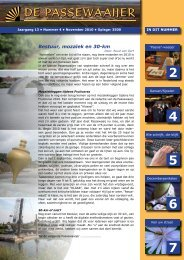 De Passewaaijer november 2010 (pdf, 2.3 Mb) - Wijkvereniging ...