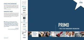 – PublIc RIsk ManageMent ORganIsatIOn - primo