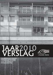 jaarverslag 2010.cdr - t Groene Sticht