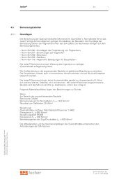 4.5. 4.5.1. Bemessungstabellen Grundlagen Die Berechnung der ...
