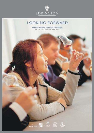 Annual Report 2012 - The Edrington Group