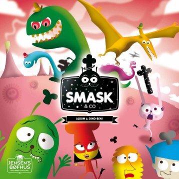 ALBUM 4: DINO-BEN! - smask & co