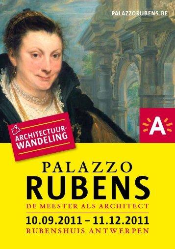 wandeling 1 - Palazzo Rubens