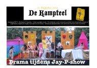 Drama tijdens Jay-P-show - KSA Ter Straeten