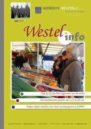 mei 2009 - Gemeente Westerlo