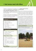 Tvärvillkor – Odlingssätt och miljövillkor - Page 3