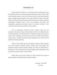 Karakteristik Era Informasi: Kelekatan - Blog UMY Community