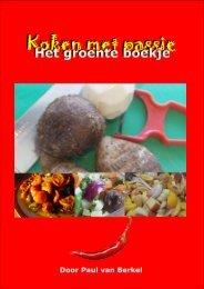 Het Groenten boekje - Basic Chef