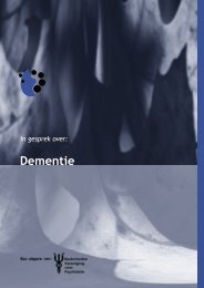 Dementie - Erasmus MC