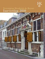 download - Vereniging Hendrick de Keyser