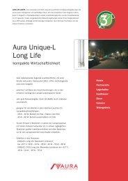 Aura Unique-L Datenblatt - Aura Light