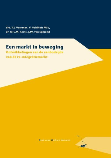 Een markt in beweging - AStri