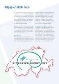 Altpapier – der ökologisch sinnvolle Rohstoff - Altpapier bleibt hier - Seite 5
