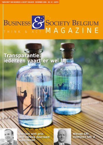 MAGAZINE - Business and Society