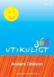 Anders Ohlsson - Utikuligt