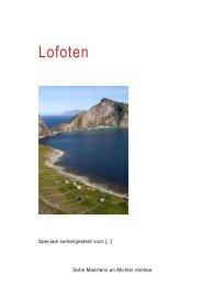 kies & reis Lofoten - Odyssee Reisgidsen