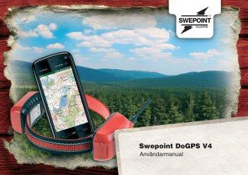 Swepoint DoGPS V4 - Pointer Jakt