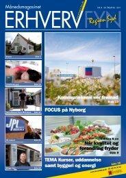 Focus på Nyborg - Velkommen til Erhverv Fyn