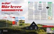 Aftonbladet Söndag sept 2012 - Lisa Ising