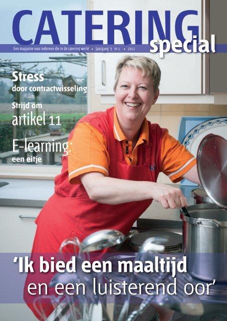 Download de Catering Special nr 1 in PDF-formaat. - FNV Catering