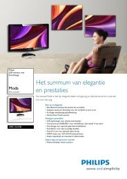 248C3LHSB/01 Philips LED-monitor met SmartImage